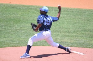 Alex Colome pitched three scoreless innings in an MLB rehab assignment.