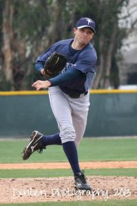 Shay Crawford pitched 2 2/3 scoreless innings of relief