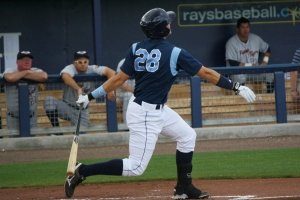 Richie Shaffer had the second RBI for the FSL South