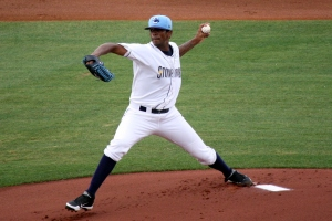 Felipe Rivero helped keep the Miracle off the scoreboard enroute to his third win of the season.