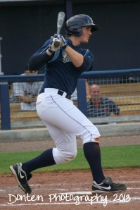 Jeff Malm two-run homerun in game 2 lifts Stone Crabs to victory