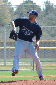David Price pitched 2 1/3 innings in his first rehab appearance with the Stone Crabs.