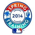 Spring Training 2014