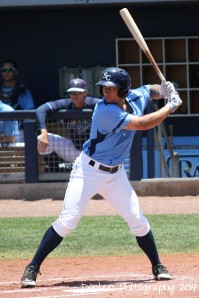 Josh Sale's RBI double in the bottom of the ninth won the game for the Stone Crabs.