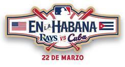 Rays vs Cuba